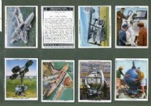 Tobacco Cigarette cards Modern Wonders 1938 set of 48